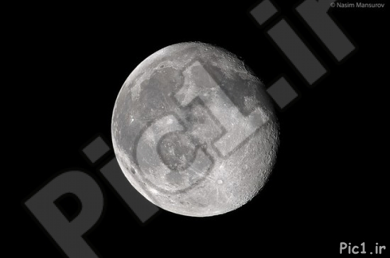عکس ماه