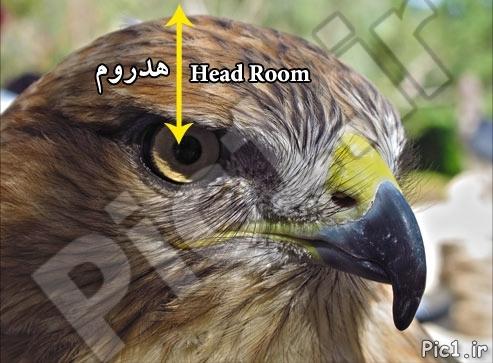هدروم   head room
