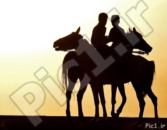 عکاس: شهاب الدین شهابی - سیلوئت -