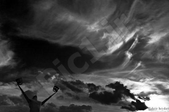 عکاس : هژیر حیدری کیاروسکورو