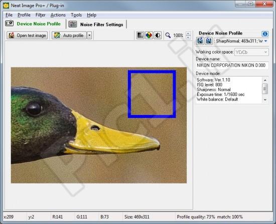 آموزش کاهش نویز در عکس - کاهش نویز با پلاگین Neat Image