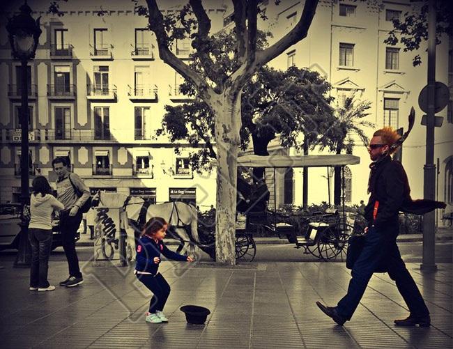 عکاس : مهرداد شهابی نوید - مفهوم فضای مثبت و منفی در عکاسی