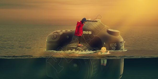 عکس: محمد دلیری فر / عنوان: نجات عروسک